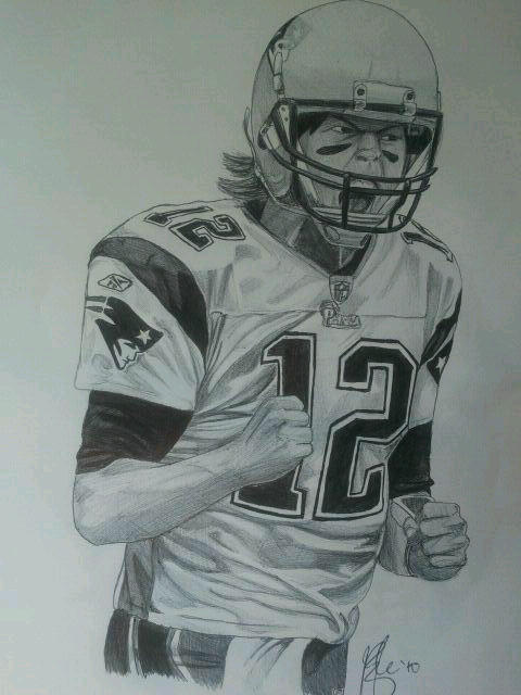 Tom Brady, New England Patriots