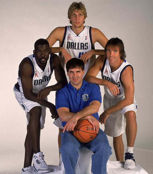michael finley dallas mavericks. Michael Finley, and Steve