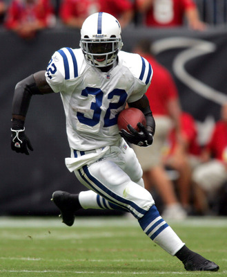 premium selection 0955c aaa42 Edgerrin James To Be Inducted into the Indianapolis Colts ...