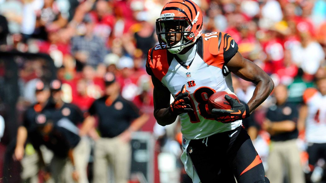 NFL: Cincinnati Bengals at Washington Redskins